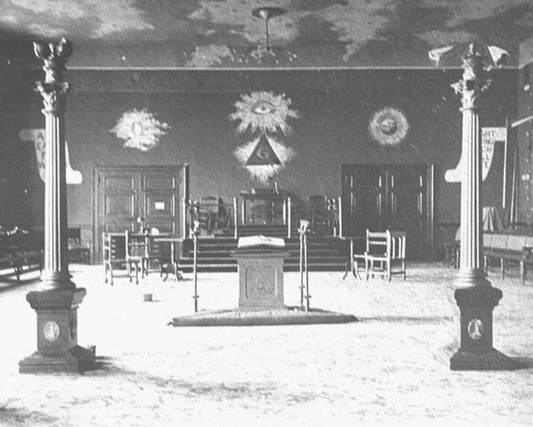 Templu Xixon - Humberto Gonzali