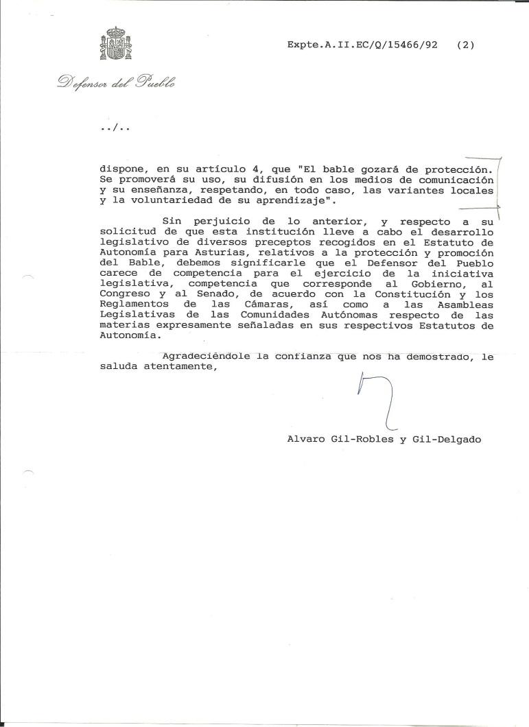 Defensor del Pueblu 1992b