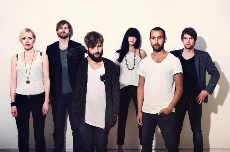 Formación del grupu suecu Hurrican-Love