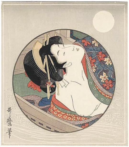 Kitagawa Utamaro 1