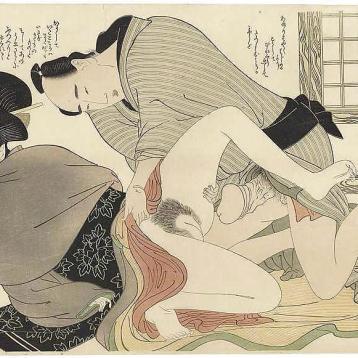 Kitagawa Utamaro 4
