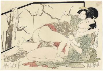 Kitagawa Utamaro 6