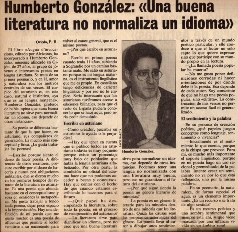 primeraentrevista2 - Humberto Gonzali