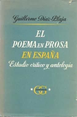El poema en prosa en España